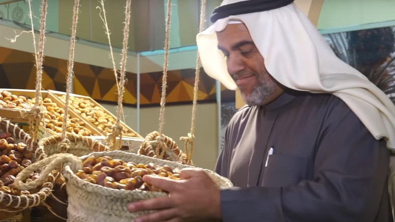 Sheikh of dates-Meet Saudi Arabia's chief date seller