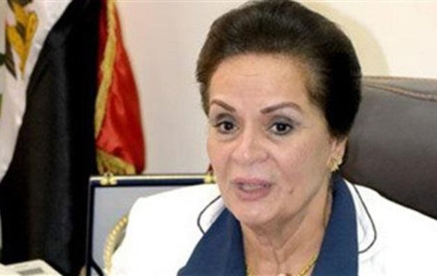 Nadia Abdo, first female governor in Egypt's history