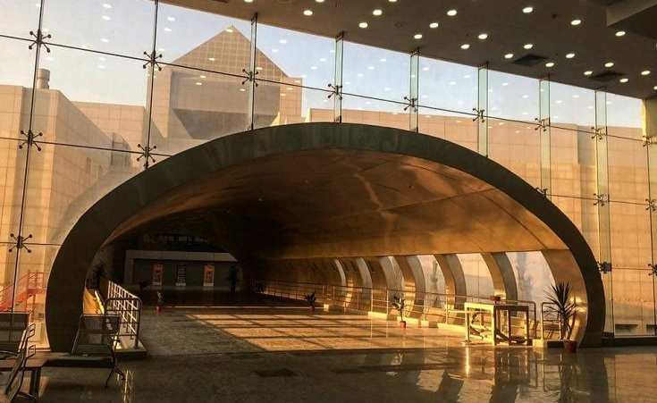 9 Stunning Photos of the Newly Opened National Museum of Egyptian Civilization