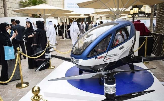 Flying cars 'set to launch in Dubai this summer'