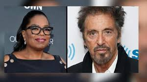 Oprah and Pacino may visit Saudi Arabia