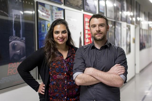 Grad student melds Arab, Hollywood culture through filmmaking