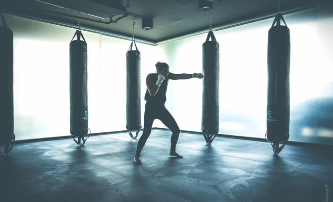 Saudi female boxer urges women to fight for their goals