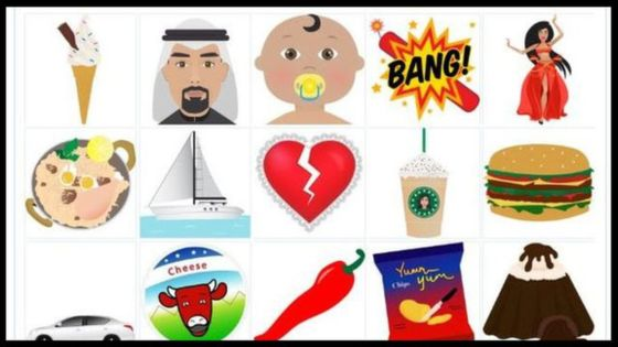 Meet the new Arab emojis perking up Dubai's WhatsApp chats
