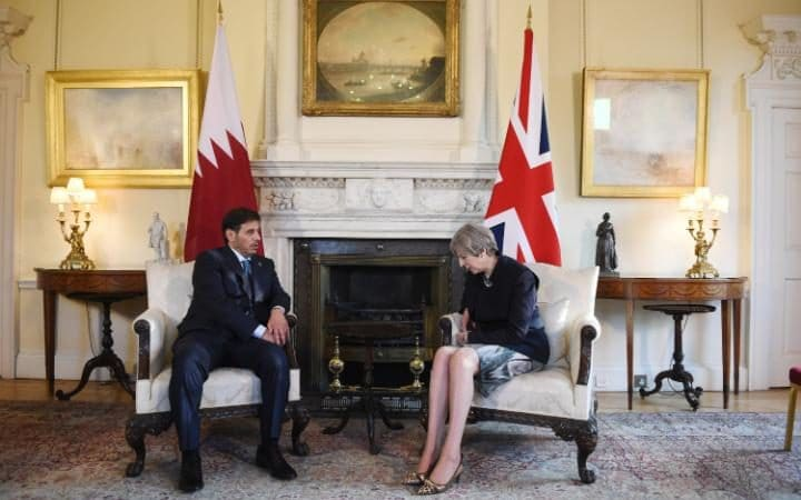 Qatar looks to woo UK with 'Wall Street of the Middle East' pitch