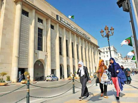 Women carve an identity in Algerian politics