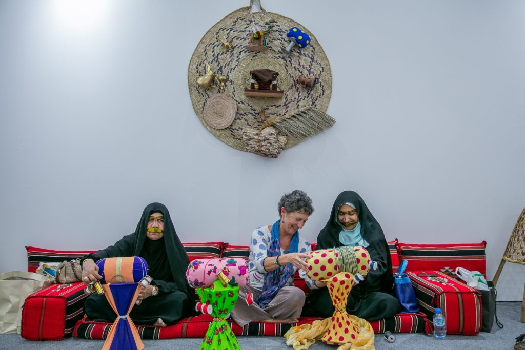 Emirati inspired artistic workshops spark creativity at Manarat Al Saadiyat Ramadan Evenings