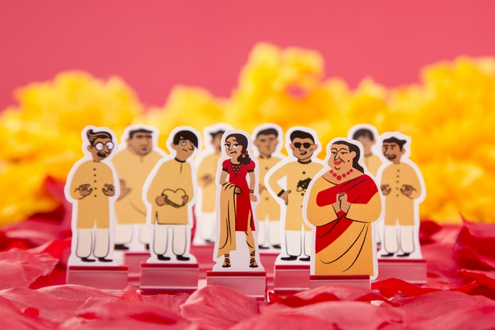 A Designer's Game About Arranged Marriages, Inspired by Her Own Journey