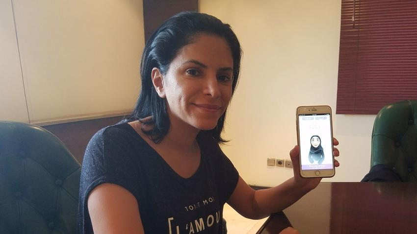 Women's rights in Saudi Arabia? There's an app for that