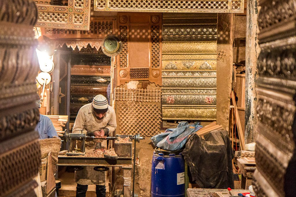 Fez's medina gets new riads, restaurants and restored monuments