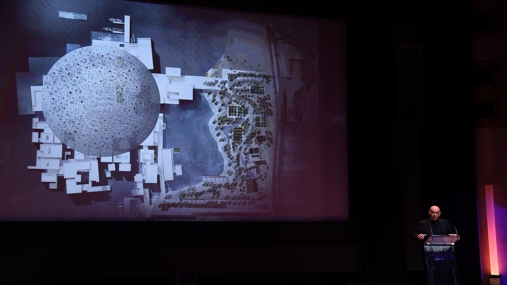 Visitors to the Louvre Abu Dhabi will see a 'kind of summation of the whole history that focuses on what is common in humanity'