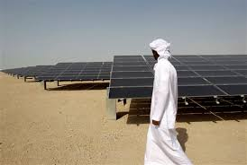 The Solar Boom In The Middle East