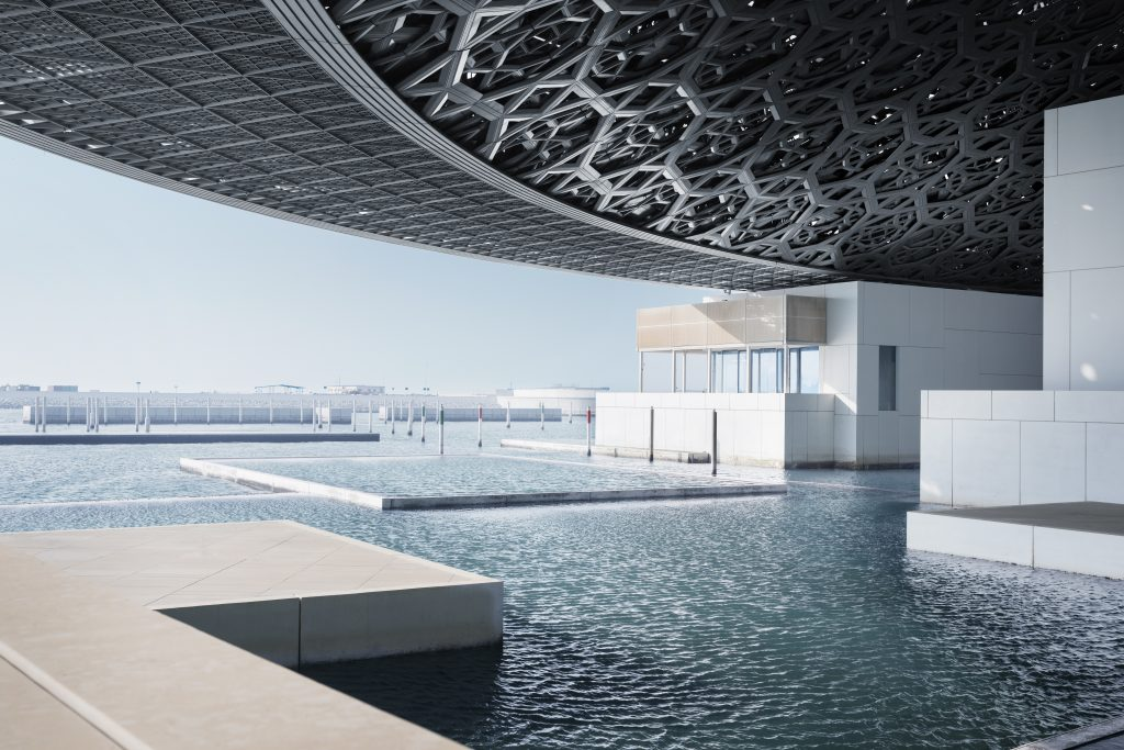 Louvre Abu Dhabi, a new cultural landmark for the 21st century