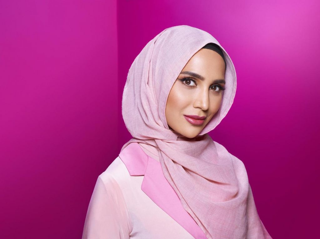 L'Oreal Makes History by Casting Hijab-Wearing Model in Hair Campaign
