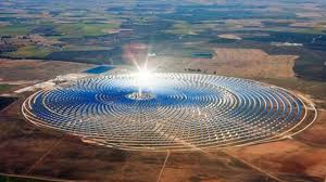 Morocco turns the Sahara desert into a solar energy oasis