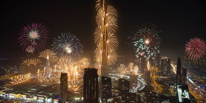 Burj Khalifa fireworks will be bigger, better: Emaar