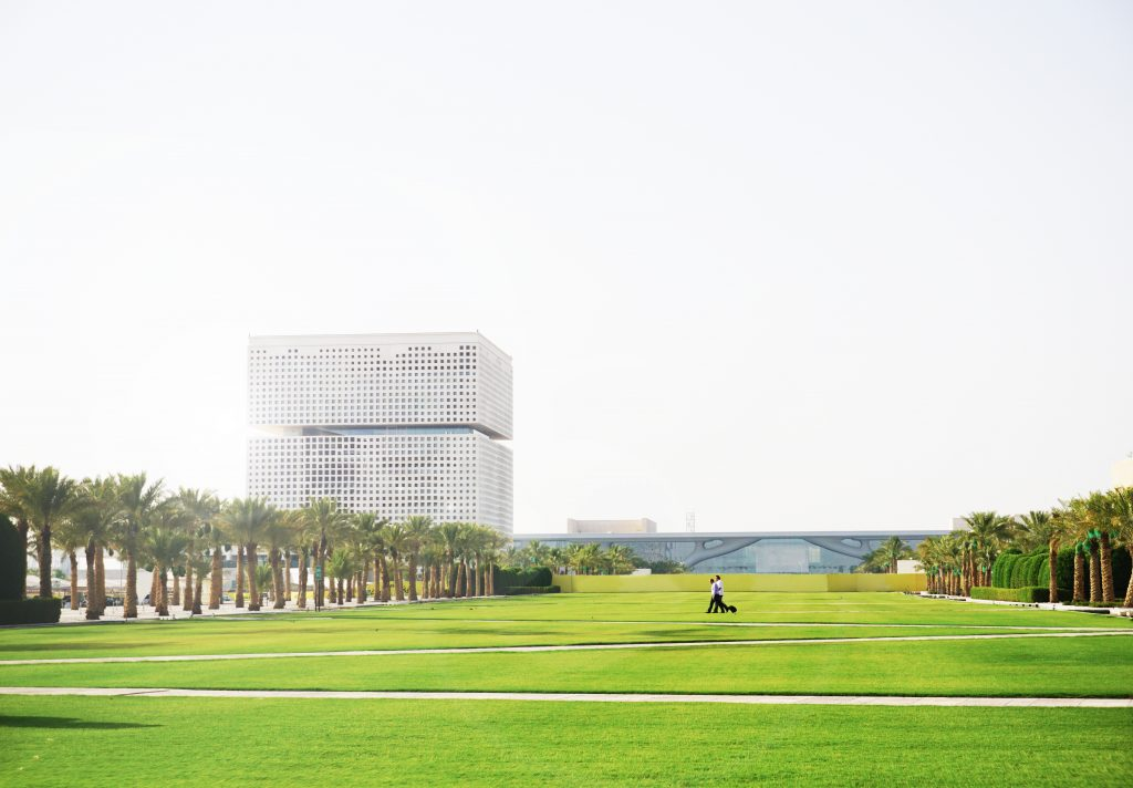 A Look into Qatar Foundation's Education City— A Beacon of Light Located in the Arab World