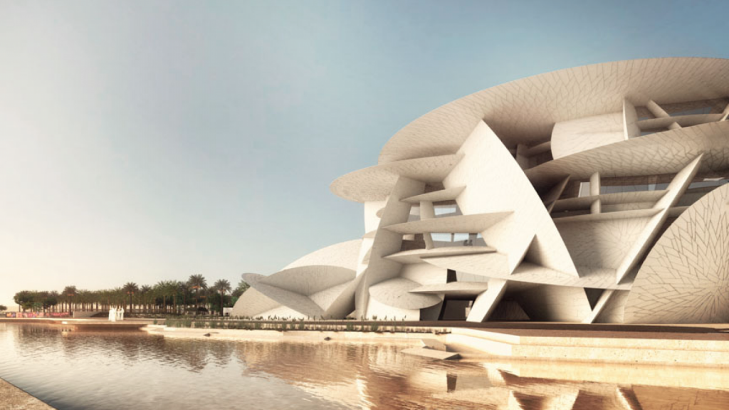 National Museum of Qatar becomes the first National Museum to receive Award for being Sustainably built