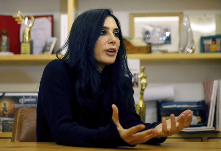 Nadine Labaki is the first Lebanese female filmmaker to ever be nominated for an Oscar
