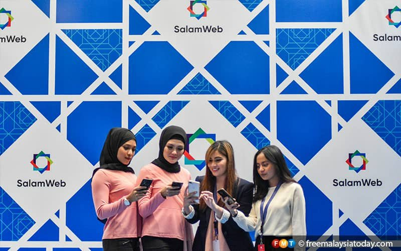 Halal Internet? 'Sharia-compliant' web browser launched in Malaysia