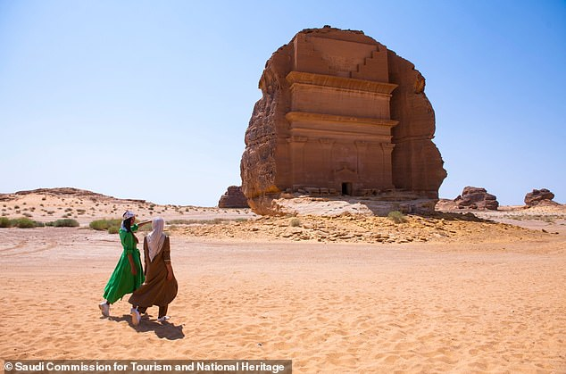 Saudi Arabia implements public decency code as it opens to tourists